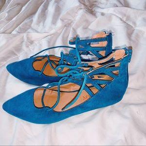 Shoes - dark bright blue / BOUTIQUE